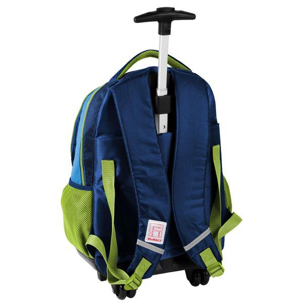 0650b77c8d922 Lekki plecak szkolny na kółkach Paso, piłka nożna • Arena.pl