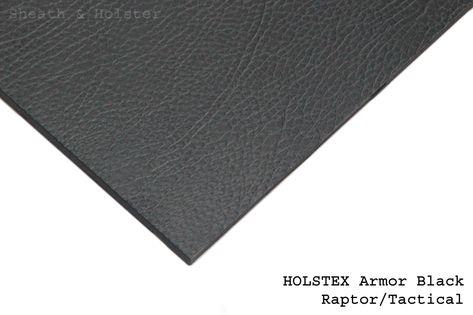 HOLSTEX Raptor/Tac Armor Black - 150x200mm gr. 2mm