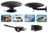 Antena samochodowa TV DVBT/T2 Mistral MI-ANT04 Black zdjęcie 3