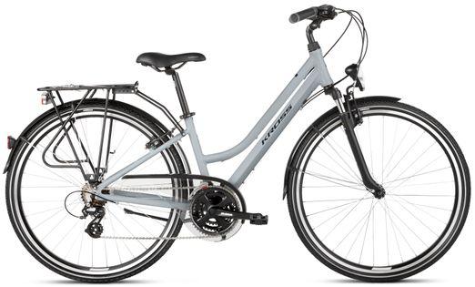 "Kross Trans 2.0 28 M 17"" rower szary/czarny mat 12"