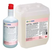 ECO SHINE SEPTAL HANDS Bezalkoholowy płyn do dezynfekcji 1L