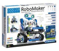 Clementoni Robot Robomaker Laboratorium Robotyki Edukacyjnej 50098