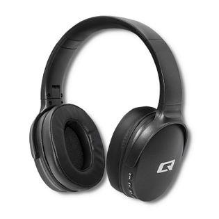 Qoltec Słuchawki bezprzewodowe z mikrofonem Super Bass DYNAMIC | BT | Czarne