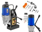 Wiertarka magnetyczna - 1380W - walizka akcesoriów MSW MSW-MD32-PRO