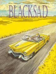 Blacksad. Amarillo praca zbiorowa