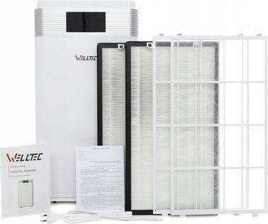 OCZYSZCZACZ WELLTEC APH800D - DO 160m² - WIFI - 7 STOPNI - HEPA H13
