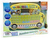 Autobus edukacyjny 8 programów + pianinko  02042