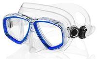 Maska do nurkowania korekcyjna OPTIC PRO Kolor - Nurkowanie - Maski - 11 - niebieski