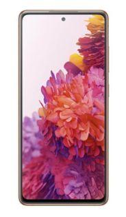 """Samsung Galaxy S20 FE G780 Orange, 6.5 """", Super AMOLED, 1080 x 2400, Exynos 990, Internal RAM 6 GB, 128 GB, microSD, Dual SIM, N"""