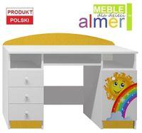 TĘCZA 50 - NB7 biurko dziecięce 120x50 w.74