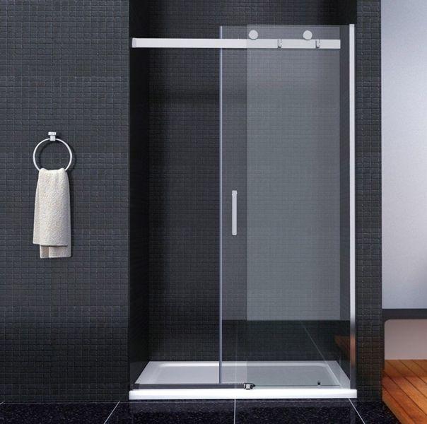 Drzwi Prysznicowe Przesuwne Nixon 110 Cm Easy Clean Rea