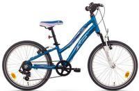Rower Dziecięcy 20 Dla Dziewczynki ROMET Cindy ALUMINIOWY