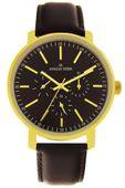 Męski zegarek z datownikiem Jordan Kerr + pudełko