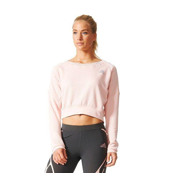 Bluza adidas Aktiv Cozy Pullover W AX5892 Rozmiar - L zdjęcie 1