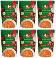 Zupa pomidorowa z kurczakiem i ryżem Profi 450g x6