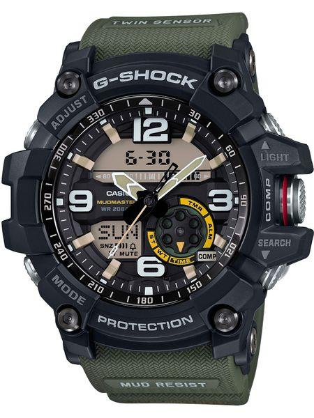 Zegarek męski Casio G-SHOCK - GG-1000-1A3ER MUDMASTER Kurier 0zł zdjęcie 1