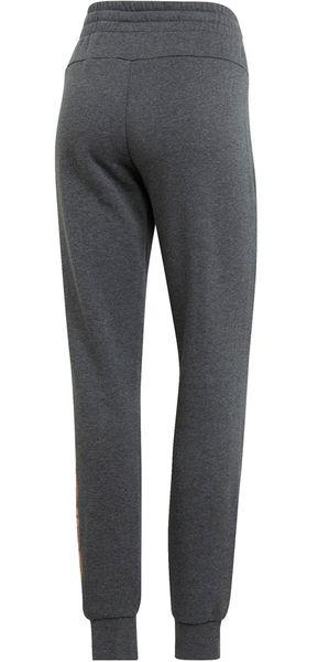 Spodnie damskie adidas W Essentials Linear FL c.szary EI0673 2XS zdjęcie 2