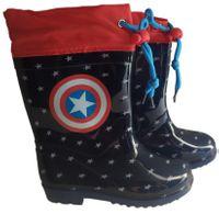 Kalosze Captain America Licencja Marvel (5908213359869 29/30)