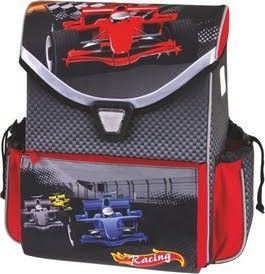 TORNISTER SZKOLNY COOLPACK  RACING AUTA