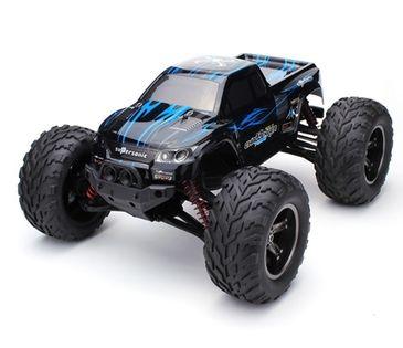 Samochód RC MONSTER TRUCK 1:12 2.4GHz NIEBIESKI #E1