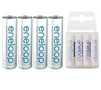 4x Akumulatorki Eneloop R6 AA 2000mAh Baterie
