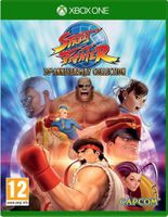 Gra Street Fighter 30th Anniversary Collection (XBOX One)
