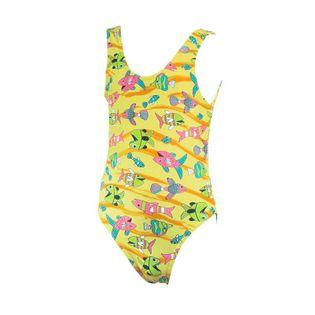 Kostium pływacki ALA Rozmiar - Stroje dziecięce - 116, Kolor - Stroje damskie - Ala - 18 - żółty
