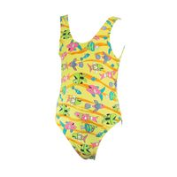 Kostium pływacki ALA Rozmiar - Stroje dziecięce - 128, Kolor - Stroje damskie - Ala - 18 - żółty
