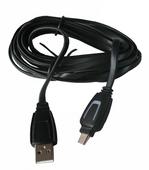 3m LED kabel micro USB ładowanie pad PS4 XBOX ONE zdjęcie 2
