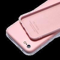 Etui Fiber Silicone Apple iPhone 8 Plus