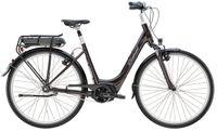 Diamant Achat+ Tie M obsidianscharz metallic 300WH elektryczny rower