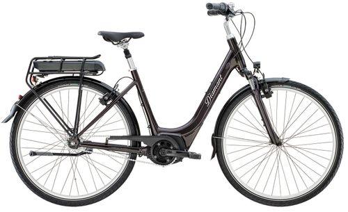 Diamant Achat+ Tie M obsidianscharz metallic 300WH elektryczny rower na Arena.pl