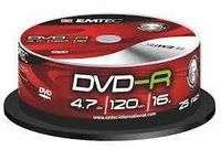 DVD-R EMTEC 4,7GB 1szt