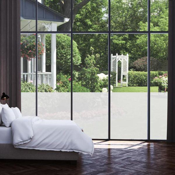 Naklejka na szybę, mrożone szkło (0,9 x 5 m) zdjęcie 5