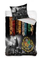 Pościel Harry Potter 160x200 + 70x80cm Hogwarts