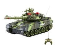 T-90 1:24 RTR - zielony