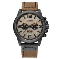 Zegarek CURREN z chronografem i datownikiem 8314-3