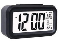 Zegarek, budzik, stacja pogody, czujnik zmierzchu