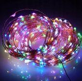 Lampki Mikro Led Na Baterie 30 Multikolor_Pro