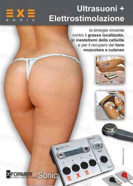 Masażer ultradźwięki leczenie stymulator Xformer Exe Son Vupiesse zdjęcie 3