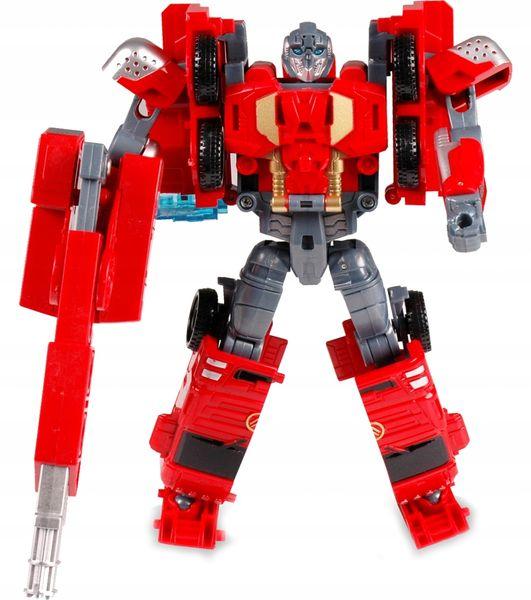 TRANSFORMER Robot DŹWIG Auto 2w1 ARTYK zdjęcie 4