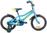 Rower Romet Tom 16 niebiesko-zielony rower 12