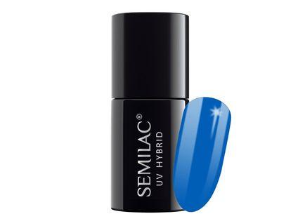Lakier Hybrydowy Semilac nr188 Strawberry Blue 7ml