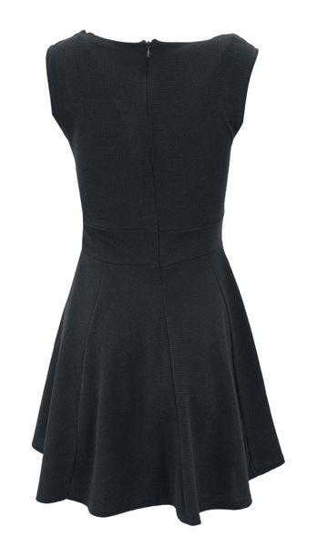 6daa6fe2cc Sukienka rozkloszowana (czarna) Rozmiar - One size • Arena.pl