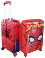 Walizka na kółkach Spider-Man Licencja Marvel (5908213358794)