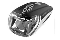 Lampa przednia KROSS TURISMO Sport akumulator 3W 150lm czarna