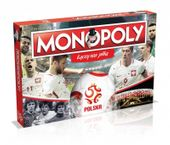 Winning moves Monopoly Reprezentacja Polski PZPN