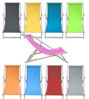 Plażowy leżak drewniany ogrodowy 9 kolorów do wyboru produkt POLSKI