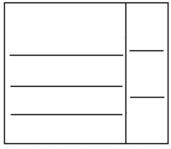 Meble KORA - Komodo-witryna 115 (K8) 3SZ2D zdjęcie 4