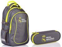 Plecak szkolny RM-99 Real Madrid w zestawie